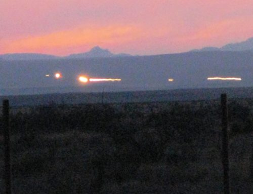 Marfa Lights: Ghostly Orbs and Living Legends