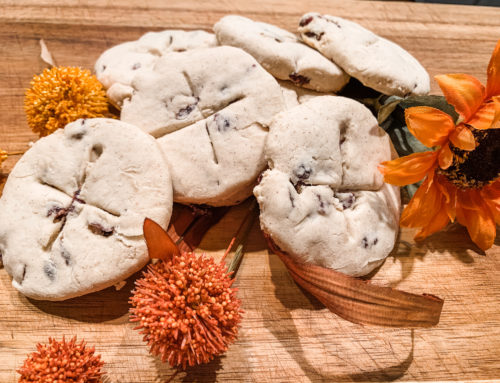All Hallow's Eve Soul Cakes